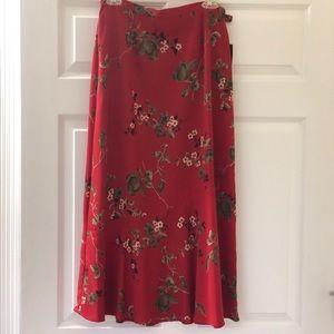 SAG HARBOR Skirt Size 12